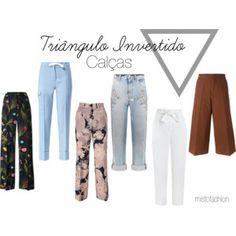 Triângulo Invertido - Calças