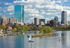 Boston U.S.A BORN AND RAISED