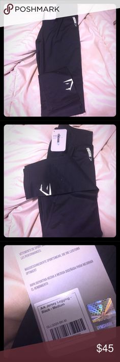 Gymshark ark leggings New with tags trying to sell or trade for a size small gymshark Pants Leggings