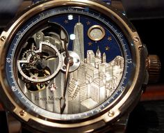 Louis Moinet New York Mecanograph