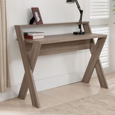 Furniture of America Parker 2 Tier Desk – Create a beautiful workspace all your own with the Furniture of America Parker 2 Tier Desk. Made to last, this modern desk is crafted from wood an… Furniture of America Parker 2 Modern Wood Furniture, Modern Desk, Cheap Furniture, Pallet Furniture, Furniture Plans, Home Furniture, Furniture Design, Furniture Stores, Antique Furniture