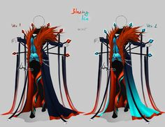 Outfit design - 325 - open by LotusLumino on DeviantArt