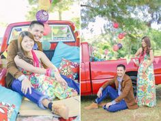 Merry Brights: An Engagement Session From Foreveryday Photography