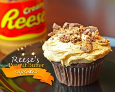 Oh yes we did. This Reese Peanut Butter Cupcakes Recipe is AMAZING. Simple & easy Reese cupcake will delight  to your home! Indulge a little