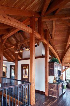 29 Best Timber Frame Kitchens images in 2016 | Timber frame
