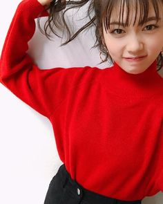 Japan Woman, Asian Beauty, Pretty Girls, Feminine, Turtle Neck, Kawaii, Actresses, Lady, Sweaters