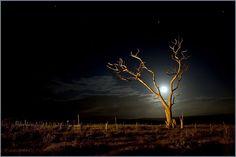 Full Moon. - Bredasdorp, Western Cape