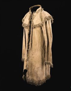 Original Rifle Frock Coat from the Black Hawk War 1825-32.