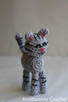 Free Soft Kitty pattern!