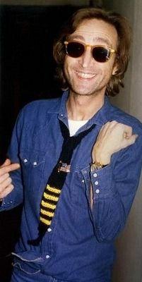 October 9, 1980 (John Lennon and his son Sean Lennon's birthday)