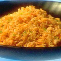 Tijuana Kitchen Rice