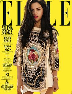 Looove this Elle cover