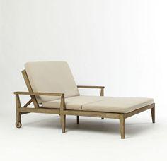 Chaise longue / Deckchair