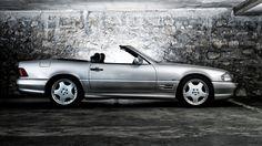 Mercedes-Benz SL 60 AMG: Für die Tage des Donners   Classic Driver Magazine