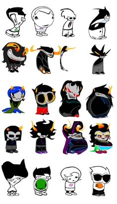 I laughed way too hard at this-- but why is Equius normal? funny homestuck | homestuck be funny