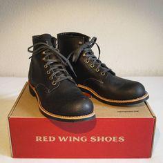 Red Wing Blacksmith Spitfire Black