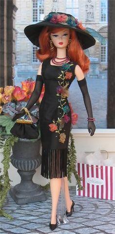 Barbie o sonho de toda mulher, ser elegante!: