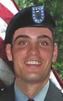 Army 1st Lt. David M. Fraser  Died November 26, 2006 Serving During Operation Iraqi Freedom  25, of Texas; assigned to the 3rd Battalion, 67th Armor Regiment, 4th Brigade, 4th Infantry Division, Fort Hood, Texas; died Nov. 26 of injuries sustained when an improvised explosive device detonated near his vehicle in Baghdad.