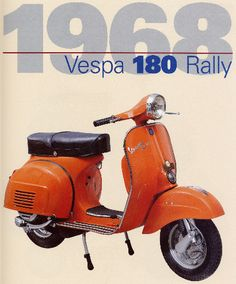 Vespa 1968