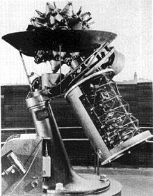 The Mark I projector installed in the Deutsches Museum in 1923 was the world's first planetarium projector.