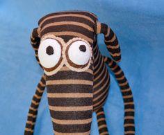 Rupert the Greyhound Dog Handmade Plush Toy от sausagedog на Etsy
