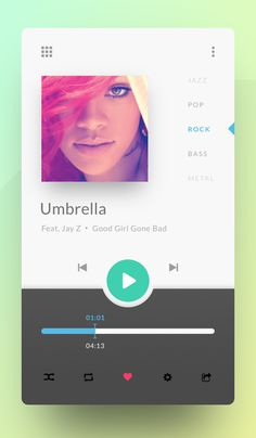 50 Innovative Material Design UI Concepts with Amazing User Experience - 5