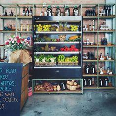 Flax & Kale | Barcelona Grilled Watermelon, Pumpkin Ravioli, Coffee Places, Cafe Restaurant, Kale, Lavander, Vegetarian, Hospitality, The Good Place