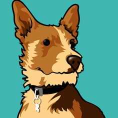If you work for an animal org, how about offering personalized pet portraits to donors?