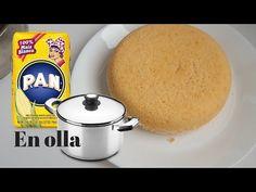 TORTA DE HARINA PAN (maíz) sin horno en estufa olla - YouTube Sin Gluten, Cupcake Cakes, Cupcakes, Dairy Free, Keto, Desserts, Recipes, Youtube, Food