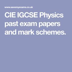 51 Best IGCSE Physics images in 2016 | Igcse physics