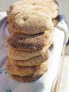 Μαροκάνικα πικάντικα ψωμάκια - www.olivemagazine.gr
