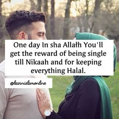 Learn About true islam ( Islamic Quotes On Marriage, Muslim Couple Quotes, Islam Marriage, Muslim Love Quotes, Love In Islam, Beautiful Islamic Quotes, Islamic Inspirational Quotes, Muslim Couples, Muslim Brides