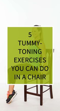 5 Tummy-Toning Exercises You Can Do In a Chair Herpes Remedies, Allergy Remedies, Natural Health Remedies, Natural Cures, Health Goals, Health Motivation, Tummy Toning Exercises, Receding Gums, Health Vitamins