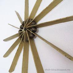 Christmas popsticks / Palillos de navidad