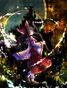 Reimu Hakurei - Touhou Project