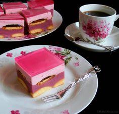 Sweet Recipes, Cake Recipes, Dessert Recipes, Cookie Desserts, Just Desserts, Polish Recipes, Cake Cookies, Cake Decorating, Cheesecake