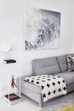 The Design Chaser: white flooring | Stylizimo