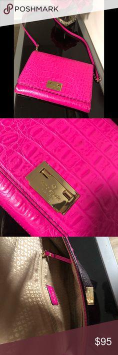 Pink Kate spade Pink Kate spade never used 👌🏻🛍🛍🛍🛍 kate spade Bags Shoulder Bags