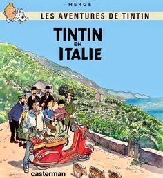 Tintin en Italie