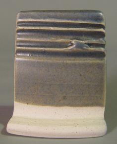 Glazeitorium: Satin Transparent Base 6 (VC celadon)  Neph sy 44 Zinc oxide 13 Whiting 7 EPK 8 Flint 28  Nickel 2