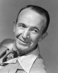Walter Brennan enlisted in the U.S. Army at age 22 to serve in World War I. He served in an artillery unit and although he got through the war without being wounded, his exposure to poison gas ruined his vocal chords, leaving him with the high-pitched voice texture that made him a natural for old man roles while still in his thirties. He was too old to serve in World War II.