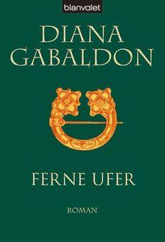 """Die Liebe von Jamie und Claire bildet auch in diesem dritten Teil """" Ferne Ufer"""" der Highland Saga von Diana Gabaldon den roten Faden in der Handlung. Gemeinsam mit den beiden erlebt der Leser die aufregende Reise durch Zeit und Raum."""