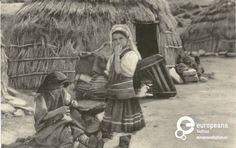 Σαρακατσάνοι Μακεδονίας Photo Charisiadis Peloponnesian Folklore Foundation Ίδρυμα: Europeana Fashion Χώρα ιδρύματος: Greece