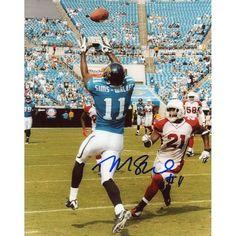 """Mike Sims-Walker Jacksonville Jaguars Fanatics Authentic Autographed 8"""" x 10"""" Catch Vertical Photograph - $4.99"""