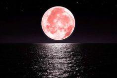 初夏に観測できるというピンキーな満月、その名も「ストロベリームーン」。1年で1番カワイイ月が見れるのは、明日6月9日金曜日です! Full Moon Pictures, Art Pictures, Moon Pics, Planet Eclipse, Strawberry Moons, Luna Moon, Rainbow Sky, Cartoon Wallpaper Iphone, Beautiful Moon