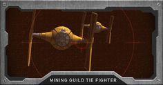 Minning Guild Tie Fighter