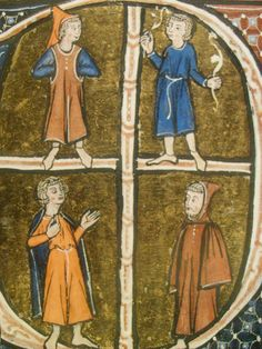 1285ca.,  Aldobrandino da Siena, Li Livres dou Santé, Lille