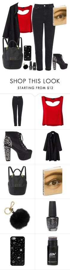 """keys"" by gb041112 ❤ liked on Polyvore featuring Topshop, Club L, Jeffrey Campbell, La Garçonne Moderne, Handle, John Derian, MICHAEL Michael Kors and OPI"