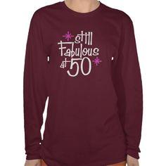 50th Birthday Tee Shirts