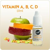 Vitamin ABCD Mix E-Liquid Nicotine - 10ml, 11mg